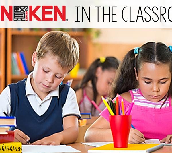 KEEP EM THINKING KENKEN IN THE CLASSROOM