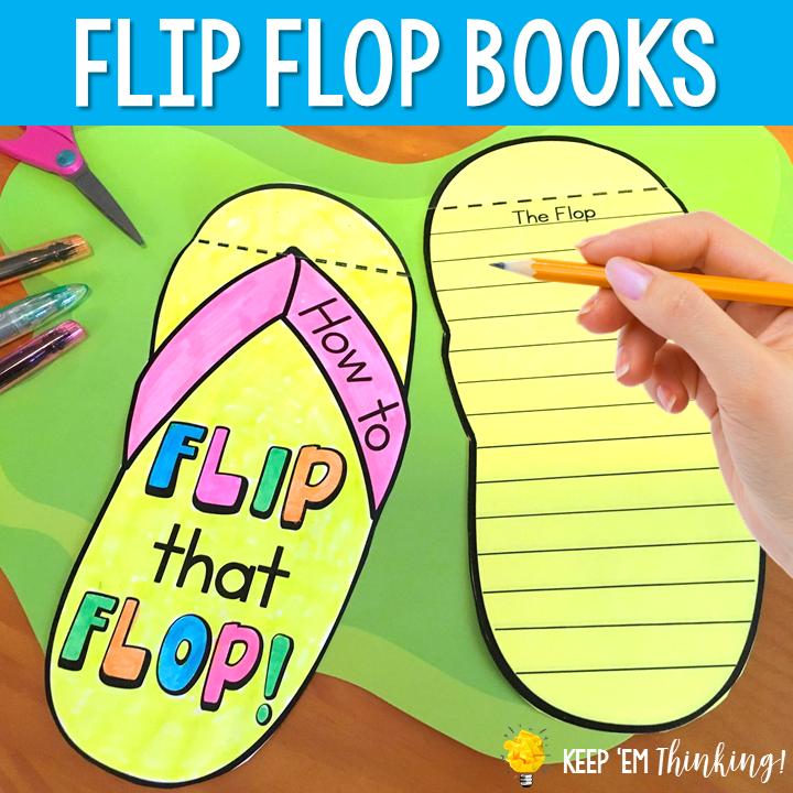 Flip Flop Book