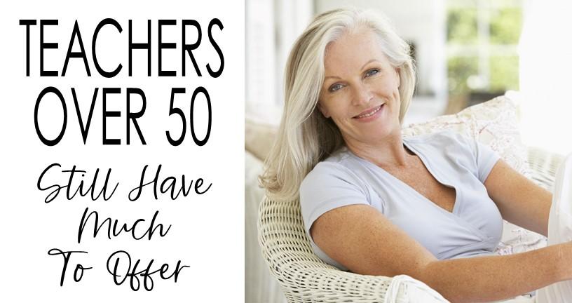 older teachers