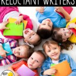 tips to help reluctant writers