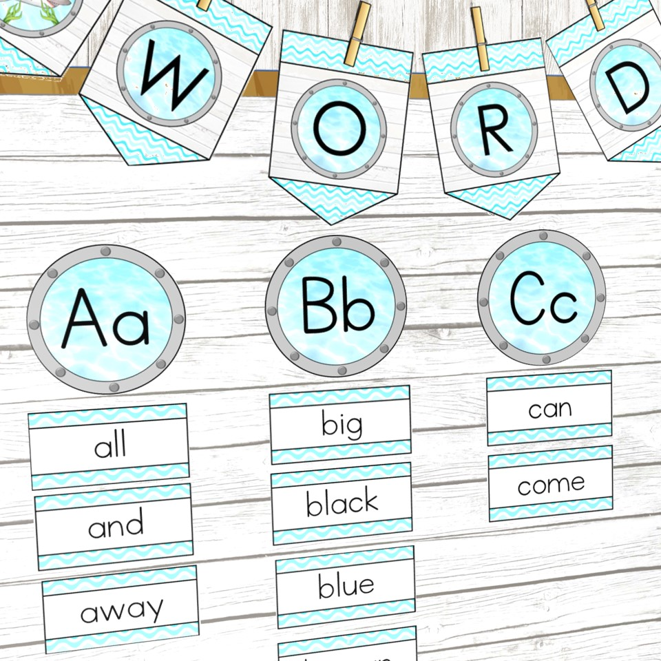using a word wall as a classroom management tool