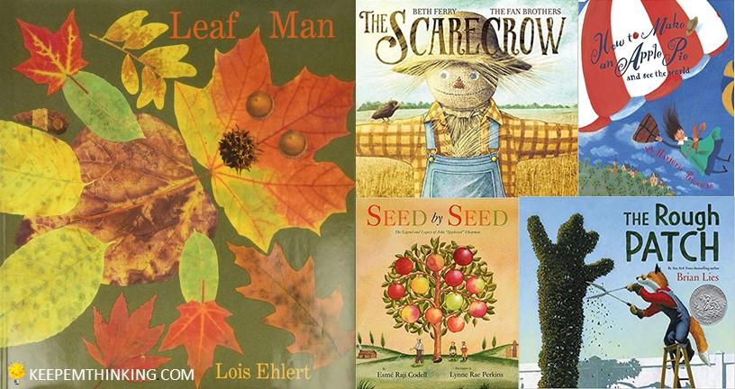 Favorite September Picture Books
